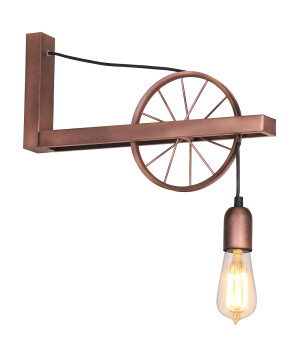 Industrial Light BANG MIN Loft Wall Light White