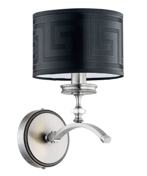 Versace wall light AVERNO with Swarovski crystal