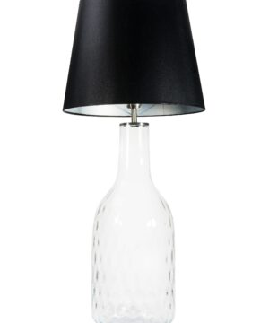 Alo Transparent Glass Table Lamp-0