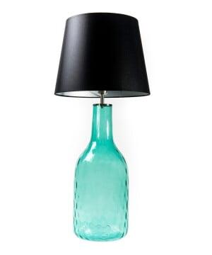 Alo Blue II Glass Table Lamp-0