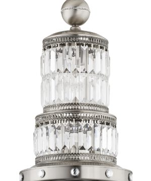 sienna large crystal luxury chandelier nordic style swarovski crystals pendant light brass diffuser light