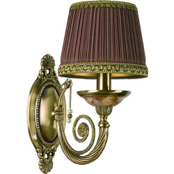 bespoke lighting BIBIONE luxury wall light baroque style with pearls