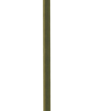 Patina Brass Luxury Floor Lamp Carino 4 Lights Glass Shade with Swarovski Crystals