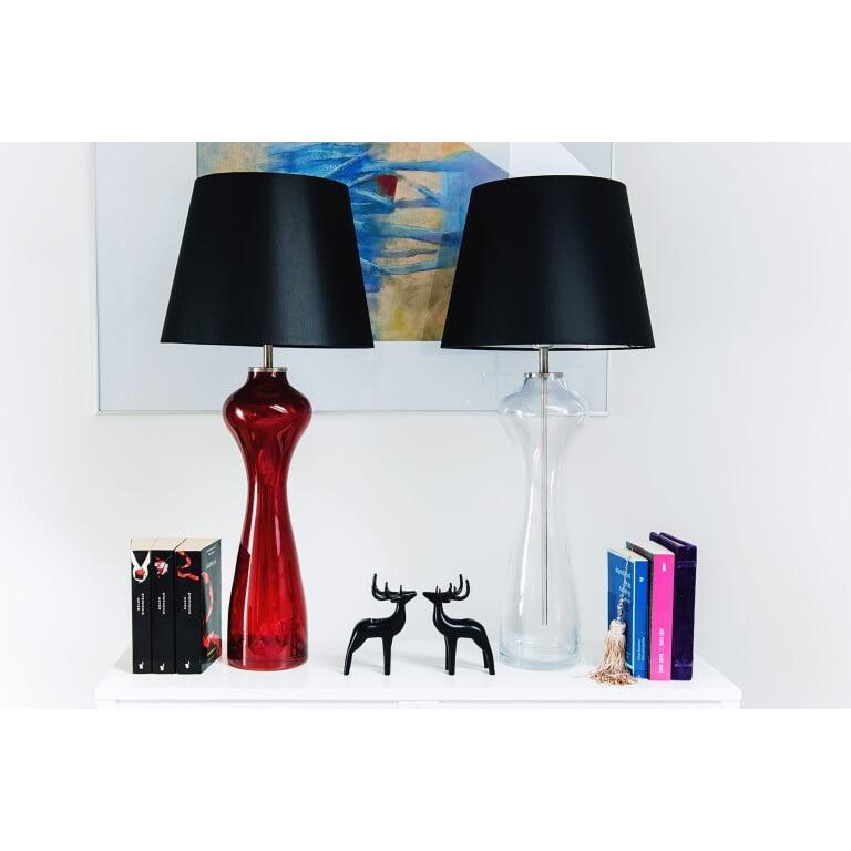 Glass Table Lamp HAV Transparent-4066