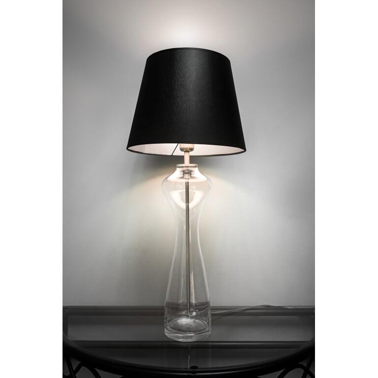 Glass Table Lamp HAV Transparent-4068