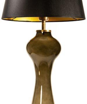 Glass Table Lamp HAV Brown-0