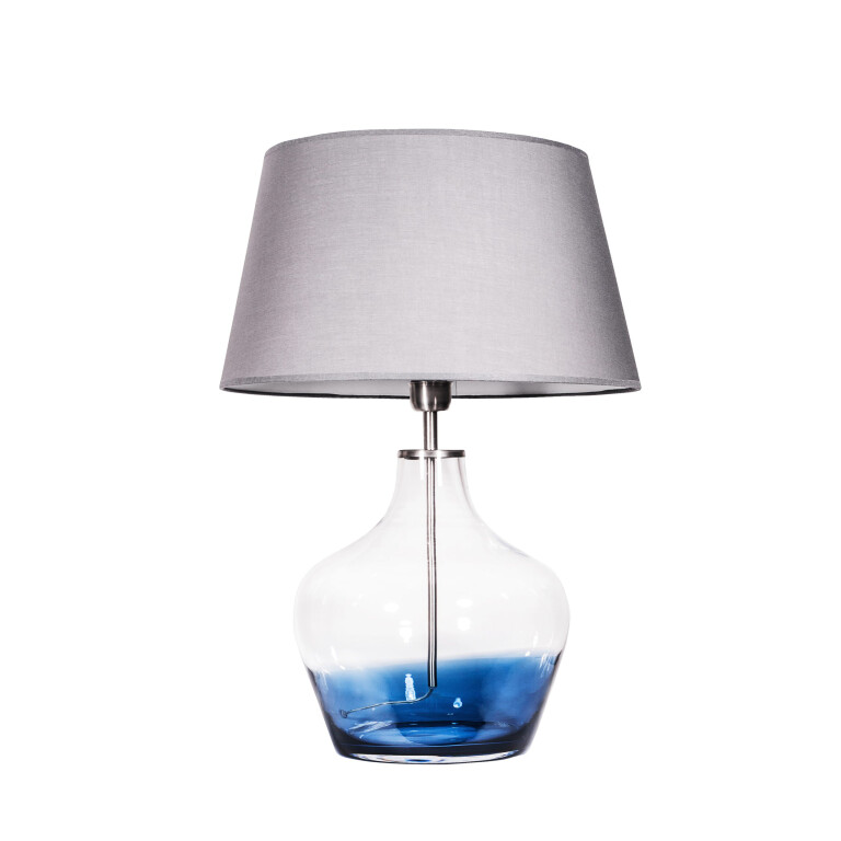 Glass Table Lamp MAD Blue-0