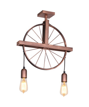 COPPER BANG MINI Pendant Light
