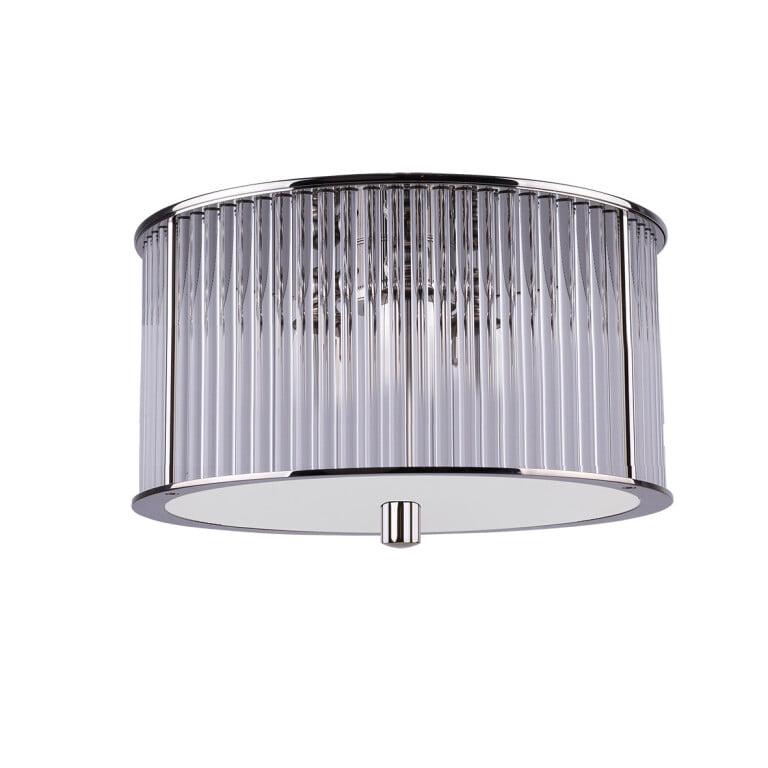 Lighting room CERO flush ceiling lights for low ceilings