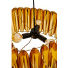 Designer ceiling pendant light Noel modern gold luxury lighting inside