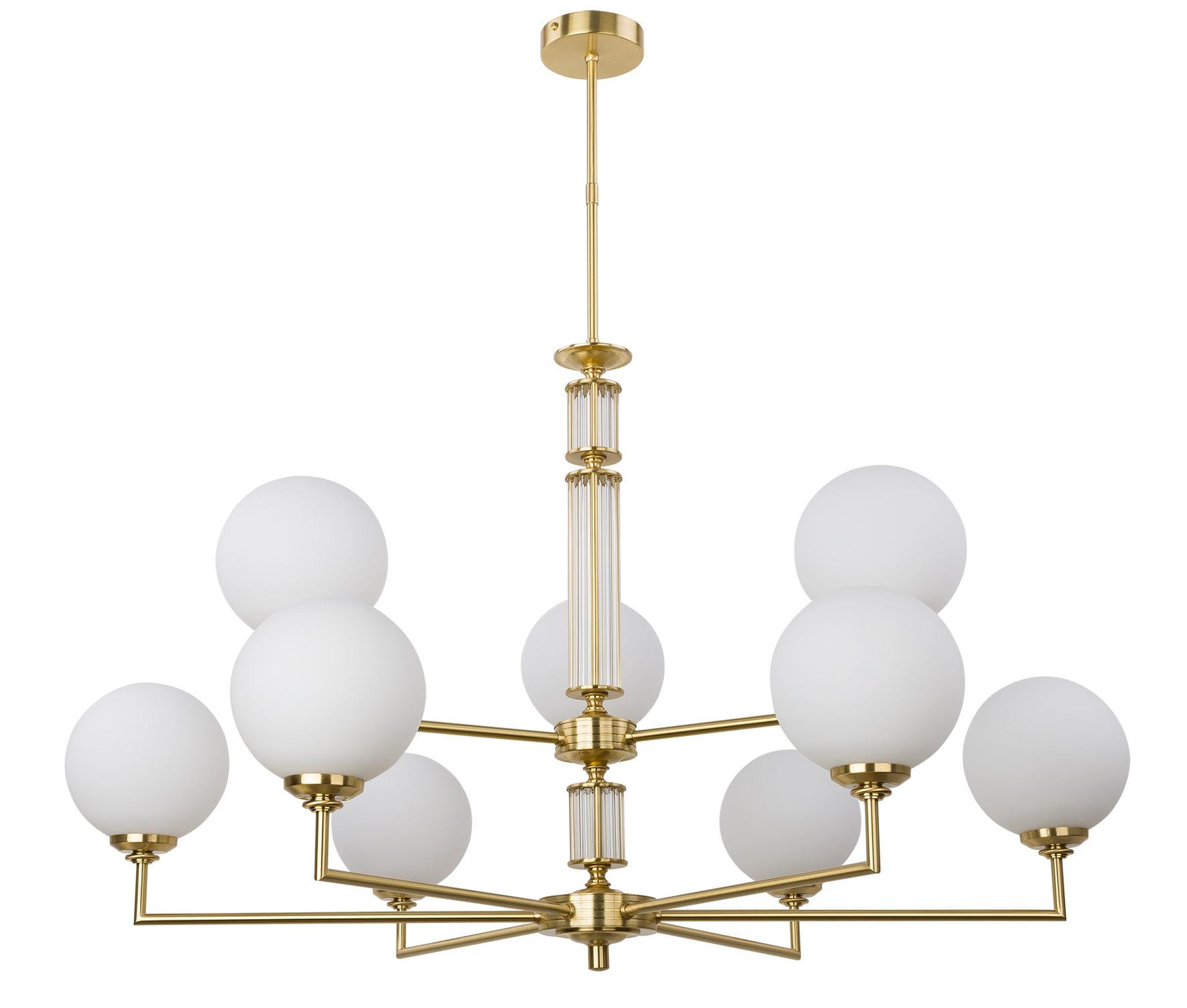Lighting Room Artu 9 Light Large Chandelier Gold Luxury Chandelier