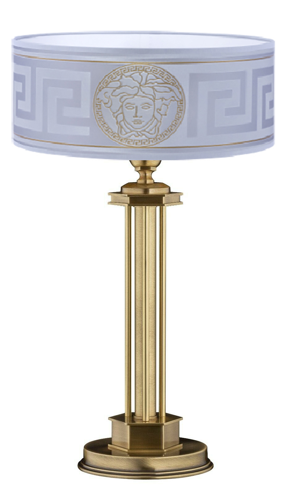 Luxury Bedside Table Lamps Decor Versace Shade Luxury Chandelier
