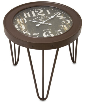 Clock face coffee table Antiques LONDON