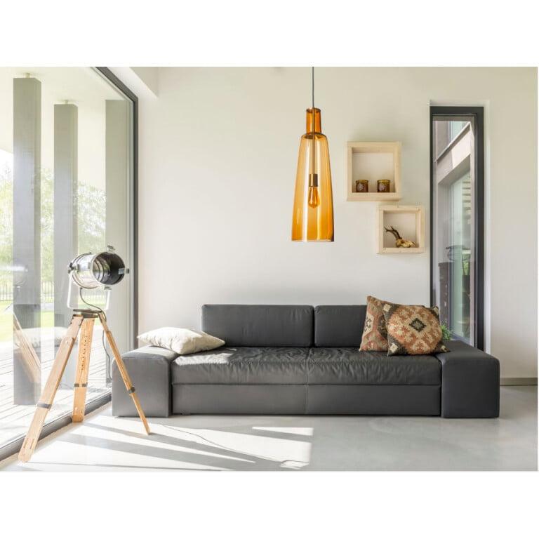 living room ceiling fixture KING single pendant lamp