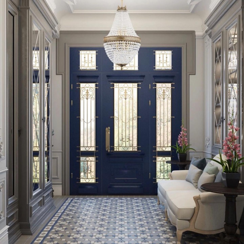 Hallway lighting Luxury Chandelier AREZZO