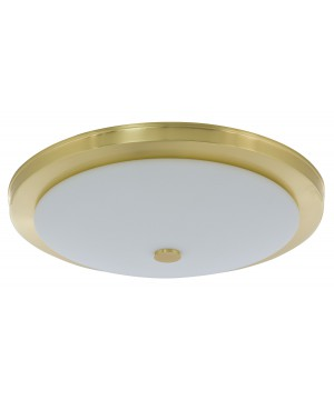 Bespoke lighting DIMARO ceiling flush light in gold