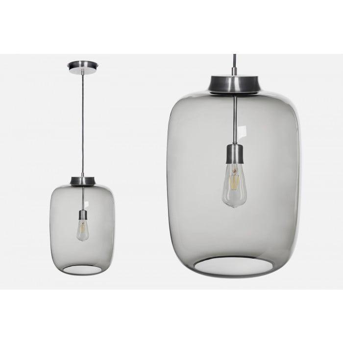 glass house LAUT glass lamp