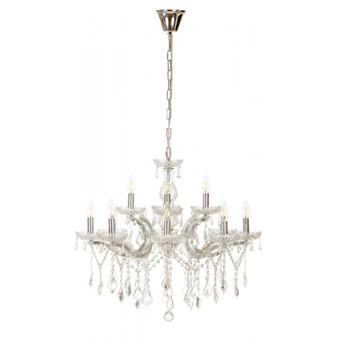 crystal lighting ceiling Maria Theresa 12