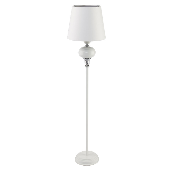 lighting room NARNI white buffet table lamp with shade
