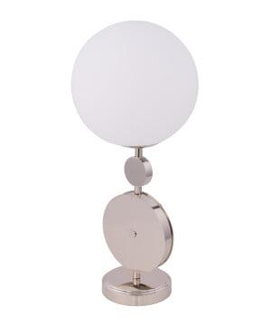 bespoke lighting dimaro modern glass globe table lamp