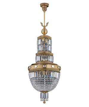 large crystal luxury pendant sienna nordic style with crystals