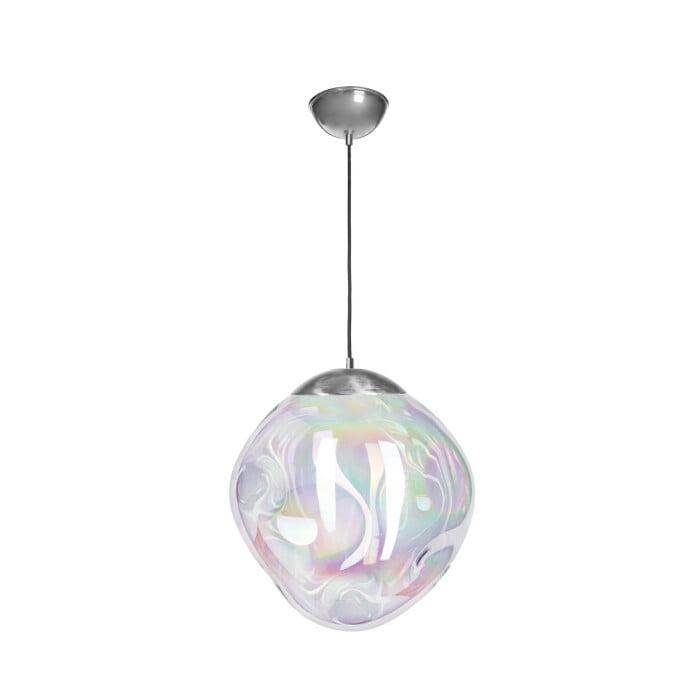 breakfast bar lighting mico pearl lister glass shade pendant stainless steel