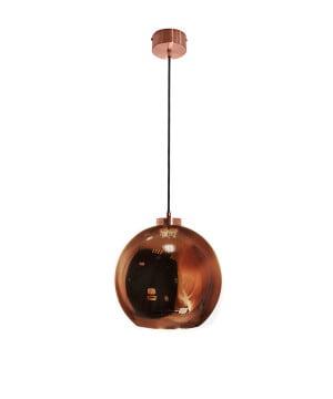 kitchen island lighting reunion l copper glass shade large pendant light