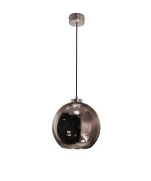 kitchen island lighting reunion l silver glass shade large pendant light