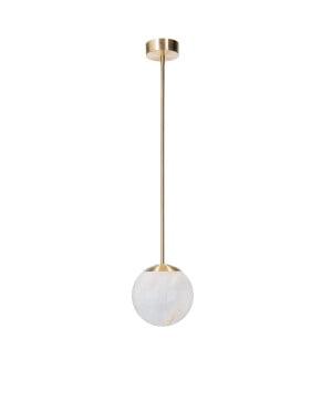 kitchen island lighting alabaster lamp 20 pendant in gold